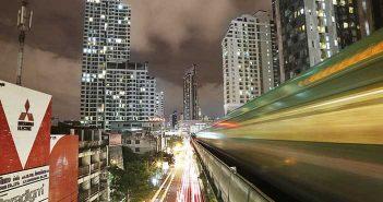 Train Thaïlande